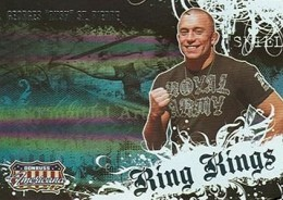 10 Georges St-Pierre Cards That Pack a Serious Punch 1