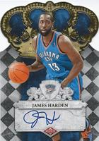 James Harden Rookie Cards and Autograph Memorabilia Guide