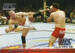 10 Georges St-Pierre Cards That Pack a Serious Punch 2