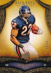 2009 Upper Deck Exquisite Collection Football Cards 21