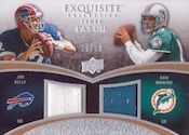 2009 Upper Deck Exquisite Collection Football Cards 27