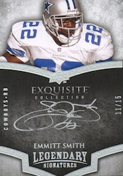 2009 Upper Deck Exquisite Collection Football Cards 34