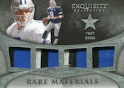 2009 Upper Deck Exquisite Collection Football Cards 38