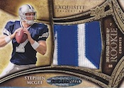 2009 Upper Deck Exquisite Collection Football Cards 40