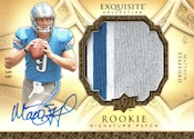 2009 Upper Deck Exquisite Collection Football Cards 24