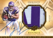 2009 Upper Deck Exquisite Collection Football Cards 23
