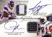 2009 Upper Deck Exquisite Collection Football Cards 44