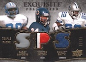 2009 Upper Deck Exquisite Collection Football Cards 46