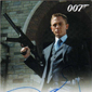 Top 10 James Bond Autographed Trading Cards