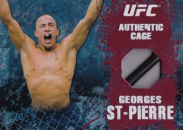 10 Georges St-Pierre Cards That Pack a Serious Punch 7