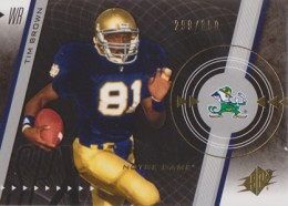 Notre Dame Football Cards: Collecting the Fighting Irish 5