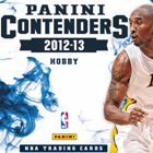 2012-13 Panini Contenders Basketball Cards