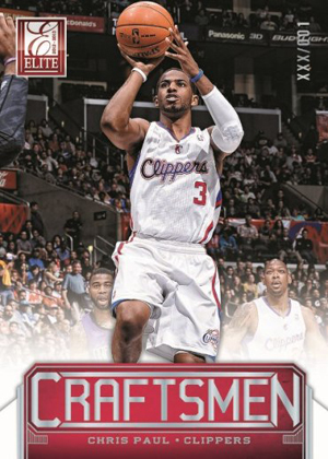 2012-13 Panini Elite Basketball Cards 4