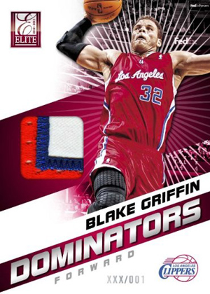 2012-13 Panini Elite Basketball Cards 5
