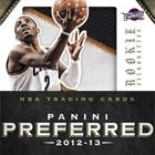 2012-13 Panini Preferred Basketball Cards