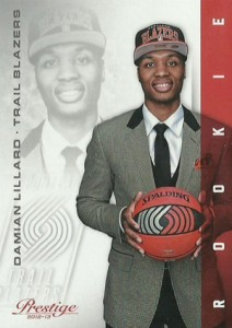 Damian Lillard Rookie Cards Checklist and Guide 23