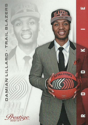 Damian Lillard Rookie Cards and Autograph Memorabilia Guide 1
