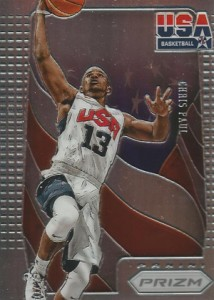 2012-13 Panini Prizm Basketball Goes for Gold with USA Basketball Inserts 10