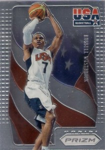 2012-13 Panini Prizm Basketball Goes for Gold with USA Basketball Inserts 4