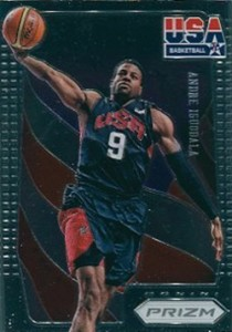 2012-13 Panini Prizm Basketball Goes for Gold with USA Basketball Inserts 6