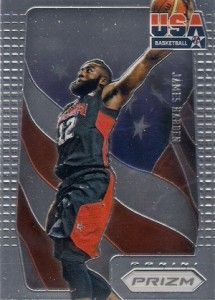 2012-13 Panini Prizm Basketball Goes for Gold with USA Basketball Inserts 9