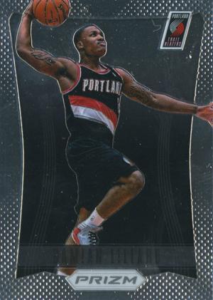 2012-13 Panini Prizm Basketball Damian Lillard RC