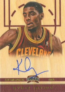 2012-13 Panini Threads Kyrie Irving RC