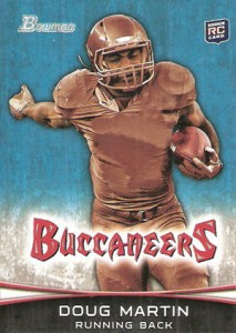 Doug Martin Rookie Cards Checklist and Guide 2