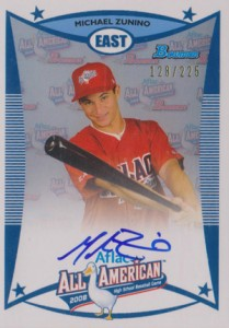 2012 Bowman Draft AFLAC, Perfect Game and Under Armour Autographs Guide 15