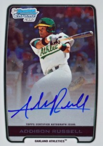 Get to Know the Top Addison Russell Prospect Cards 6