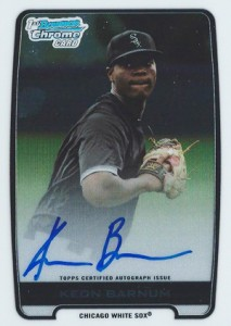 2012 Bowman Draft Pick and Prospects Baseball Prospect Autographs Guide 16