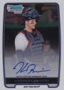 2012 Bowman Draft Pick and Prospects Baseball Prospect Autographs Guide 18