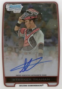 2012 Bowman Draft Pick and Prospects Baseball Prospect Autographs Guide 36