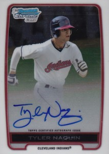 2012 Bowman Draft Pick and Prospects Baseball Prospect Autographs Guide 39