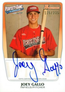 2012 Bowman Draft AFLAC, Perfect Game and Under Armour Autographs Guide 7