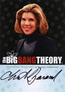 2013 Cryptozoic Big Bang Theory Seasons 3 and 4 Autographs Guide 11