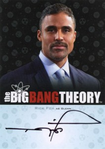 2013 Cryptozoic Big Bang Theory Seasons 3 and 4 Autographs Guide 18