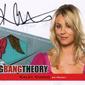 2013 Cryptozoic Big Bang Theory Seasons 3 and 4 Autographs Guide