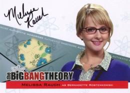 2013 Cryptozoic Big Bang Theory Seasons 3 and 4 Autographs Guide 7