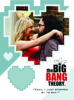 2013 Cryptozoic The Big Bang Theory Seasons 3 and 4 Trading Cards 5