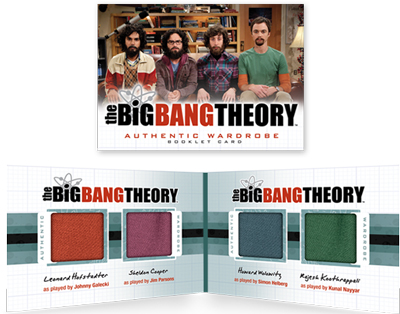 2013 Cryptozoic The Big Bang Theory Seasons 3 and 4 Trading Cards 9