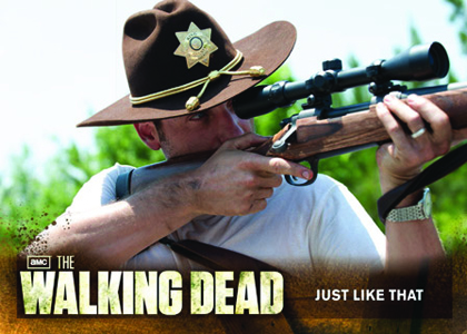 2012 Cryptozoic The Walking Dead Season 2 Trading Cards 3