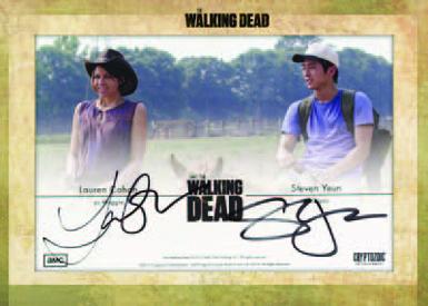 2012 Cryptozoic The Walking Dead Season 2 Trading Cards 11