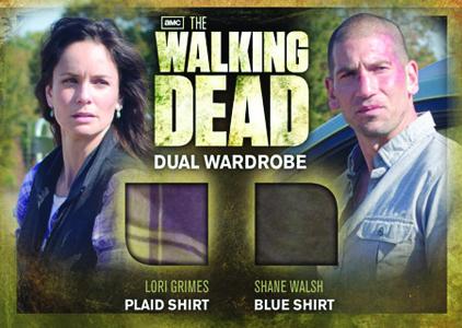 2012 Cryptozoic The Walking Dead Season 2 Trading Cards 10
