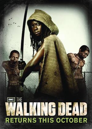 2012 Cryptozoic The Walking Dead Season 2 Trading Cards 12