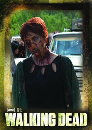 2012 Cryptozoic The Walking Dead Season 2 Trading Cards 8