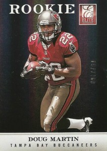 Doug Martin Rookie Cards Checklist and Guide 4