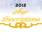 2012 Leaf Inscriptions Trading Cards