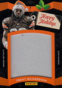 Black Christmas: 2012 Panini Black Friday Set Gets Festive with Andrew Luck, RG3 1