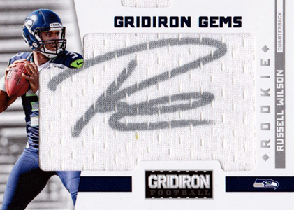 Russell Wilson Rookie Cards Checklist and Guide 7
